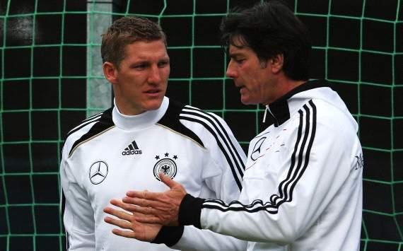Germany: Bastian Schweinsteiger, Joachim Low