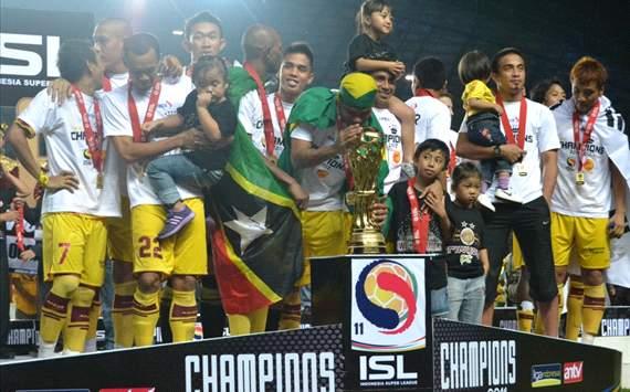 Sriwijaya FC (GOAL.com/Hensyi Fitriansyah)