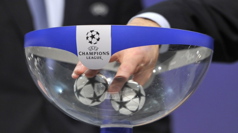 When Is The Champions League Playoff Draw Who Could Manchester City Play Goal Com