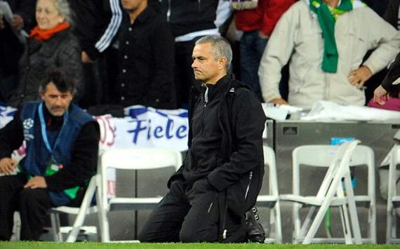 jose mourinho - real madrid fc × bayern munich