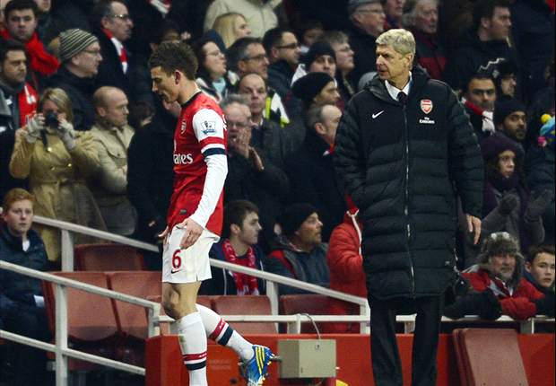 Koscielny: I will leave Arsenal if trophy drought continues