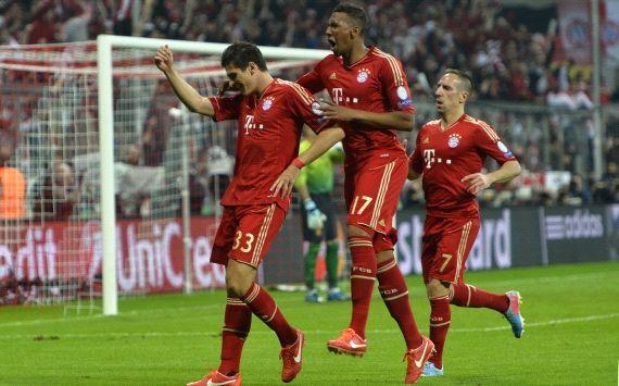 FT: Bayern Munich 4-0 Barcelona