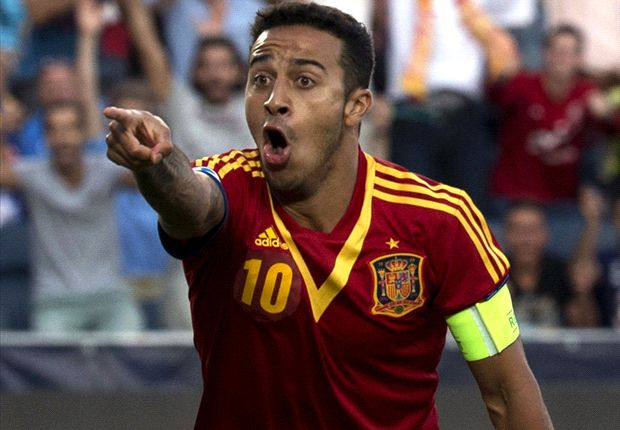 Manchester United's hopes of signing Thiago in doubt