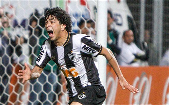 Luan - Atlético-MG x Botafogo