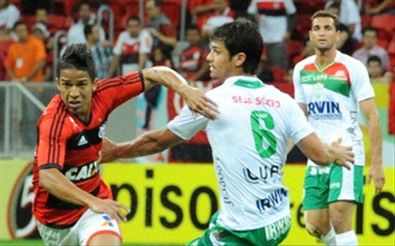 Flamengo x Portuguesa - Brasileirão