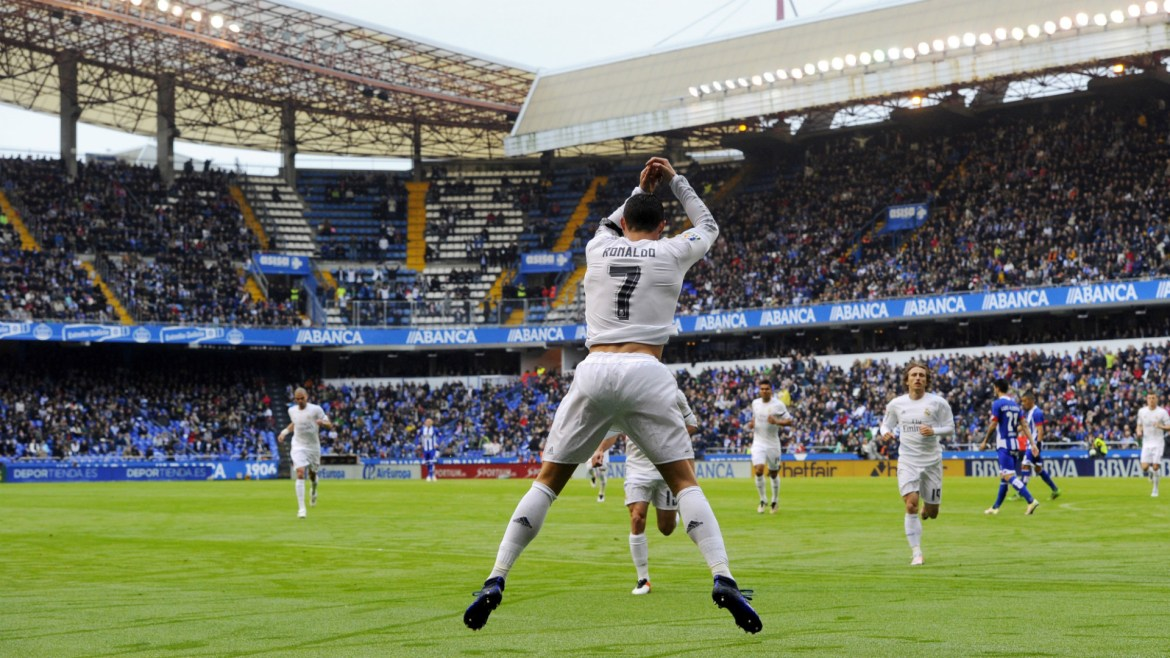 3165462 Download Highlights: Deportivo La Coruna 0 - 2 Real Madrid