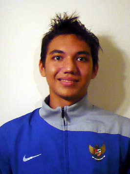 I Wayan Julian Arimbawa Hotzel - S.A.D. Indonesia
