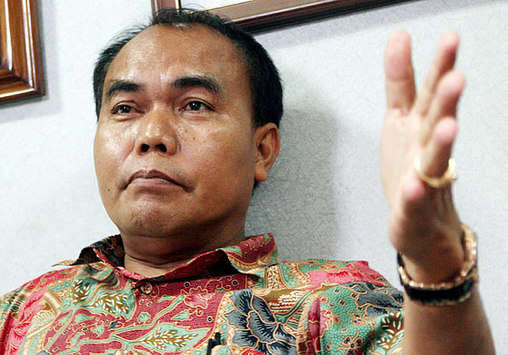 Bernhard Limbong - PSSI Indonesia (GOAL.com)