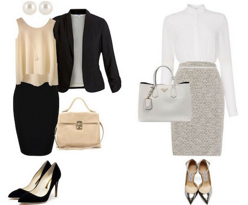 The College Girl's Perfect Interview Outfits | u.hanger.io