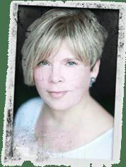 Sara Grant - author of Dark Parties | autor von NEVA