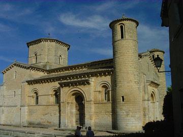 San Martín de Fromista. Palencia