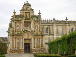 Santa María de la Defensión. Cartuja de Jerez.1667
