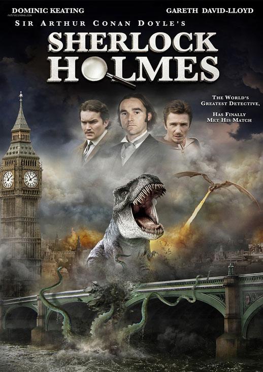 Les Mystères De Sherlock Holmes : mystères, sherlock, holmes, Arthur, Conan, Doyle's, Sherlock, Holmes, Mystères, Londres, [FILMS], Cannibal, Lecteur