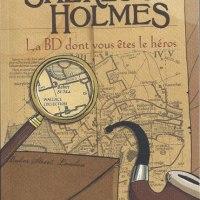 Sherlock Holmes - La BD dont vous êtes le héros ! : Ced