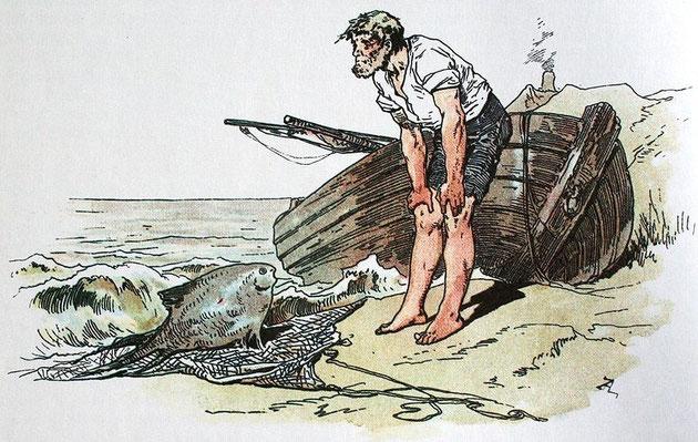 Der Fische und seine Frau Schauspiel Düsseldorf