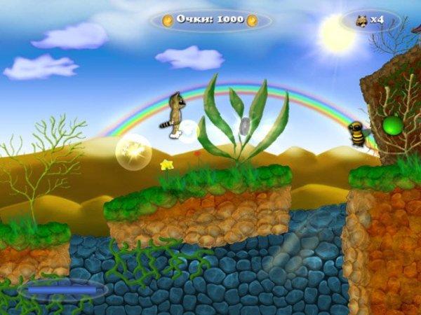 Крошка Енот – скриншоты, картинки и фото из игры Крошка ...