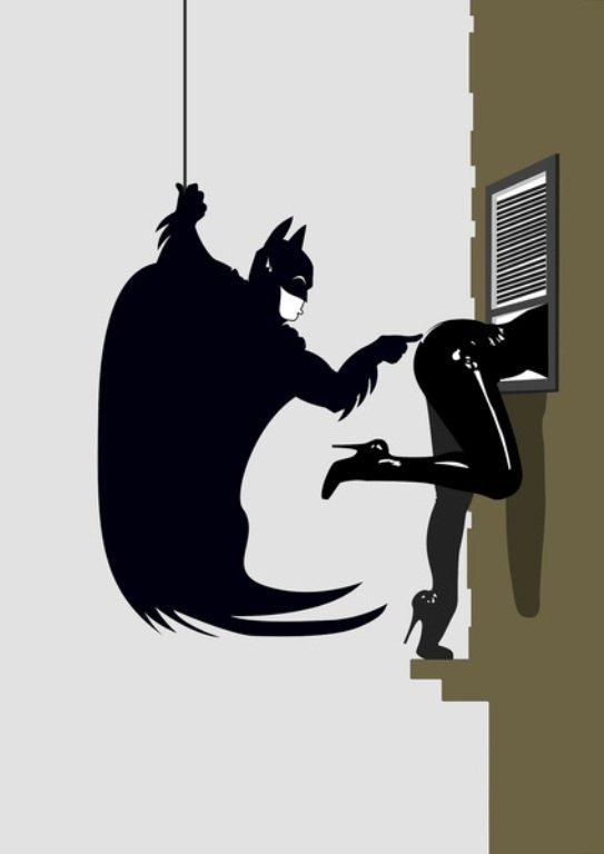Batgirl a Robin začať datovania