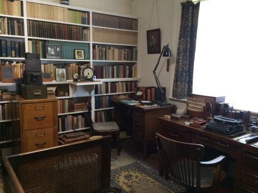 Inside George Bernard Shaw's House