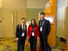 Jangho Park and Arthur Yang, INFORMS Annual Meeting, 2018, Phoenix, AZ
