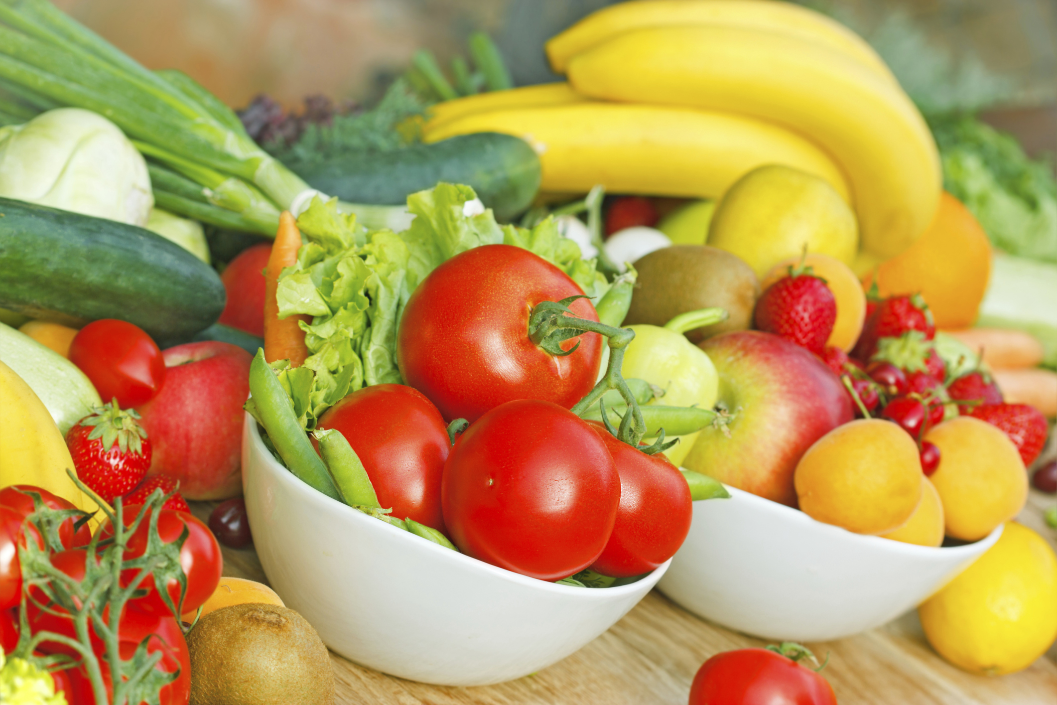 Time Is Ripe To Eat More Fruits Veggies