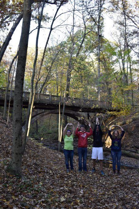 Fall Highbanks Hike