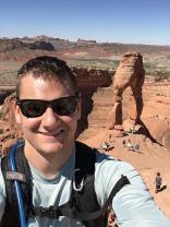 Zach Franczek. OSU Geology undergraduate class