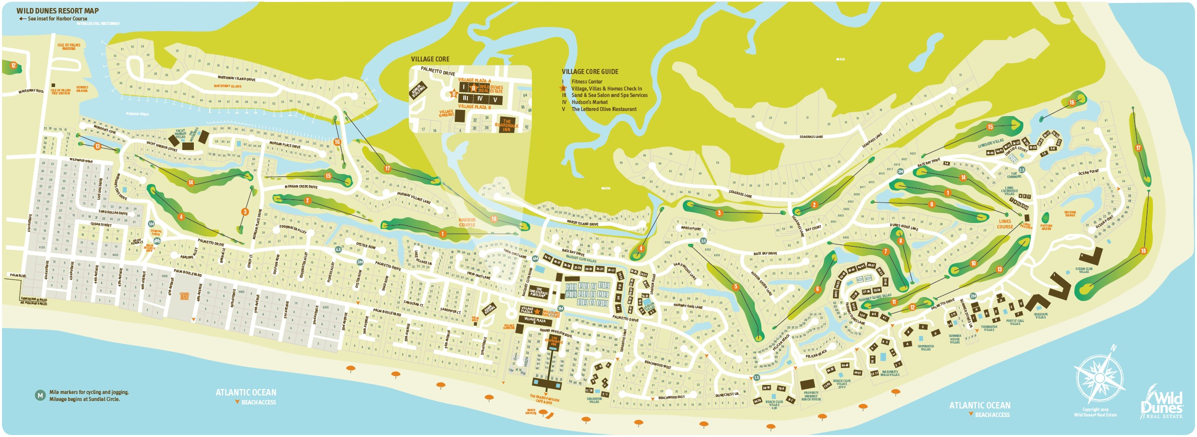 Port Charleston Sc Area Map