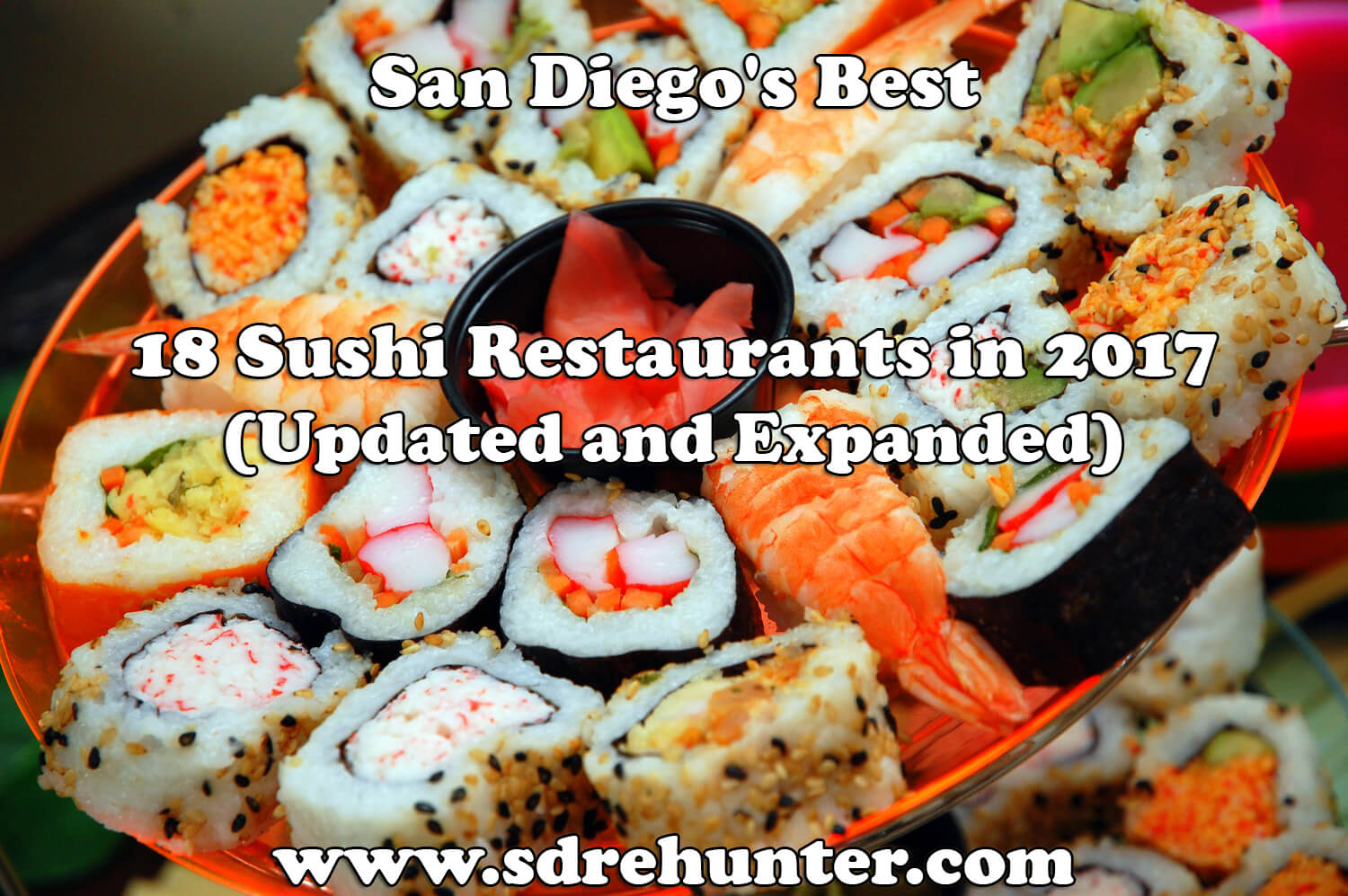 Best Sushi Restaurants 2017