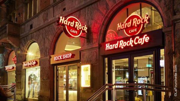 Hard Rock Café in Copenhagen - Restaurant Reviews, Menu ...