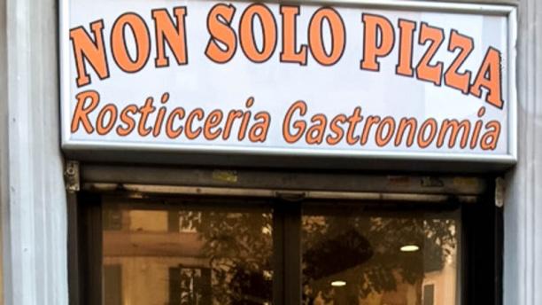 Non Solo Pizza Alla Lanterna A Roma Menu Prezzi Immagini