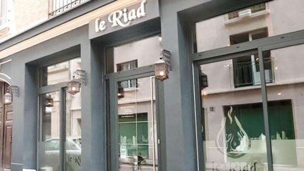 Le Riad Restaurant 12 Rue De Tambour 51100 Reims