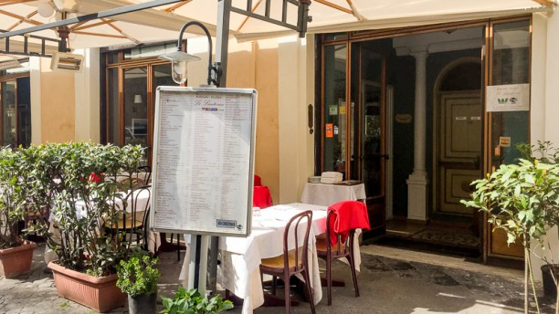 Le Lanterne In Rome Restaurant Reviews Menu And Prices
