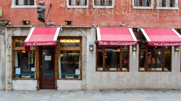 Fish Restaurant Venice Italy