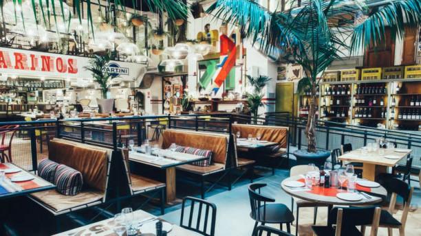 Tapas 24 Restaurant Barcelona Menu