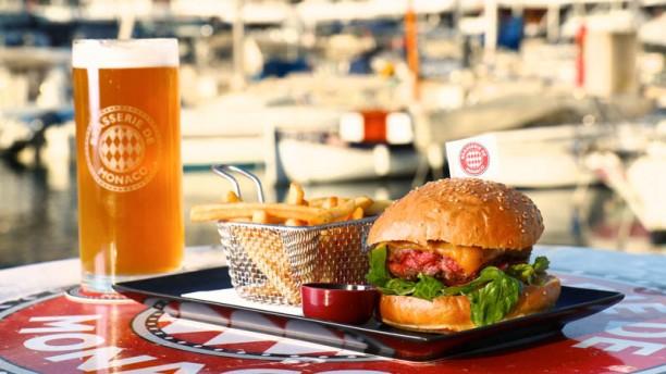 Brasserie de Monaco Herculis Burger