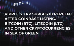 XRP Ripple Coin Latest News on U Today