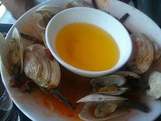 Steamers from Boston