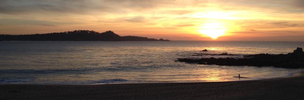Sunset Carmel State Beach 03 - Version 2