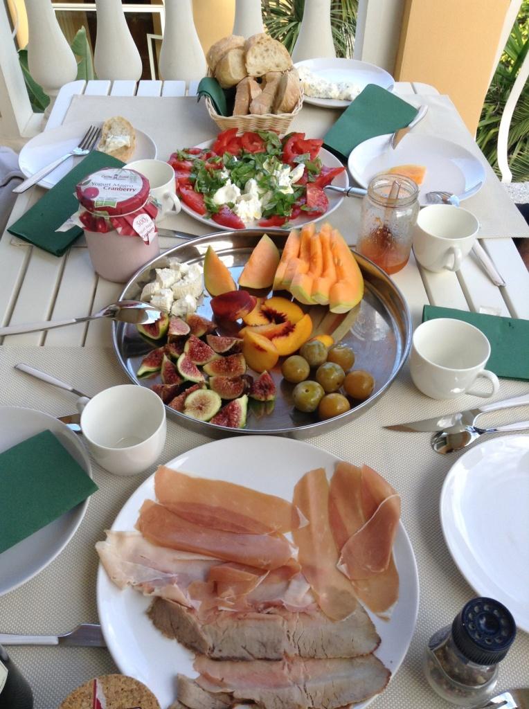 Breakfast, Italy