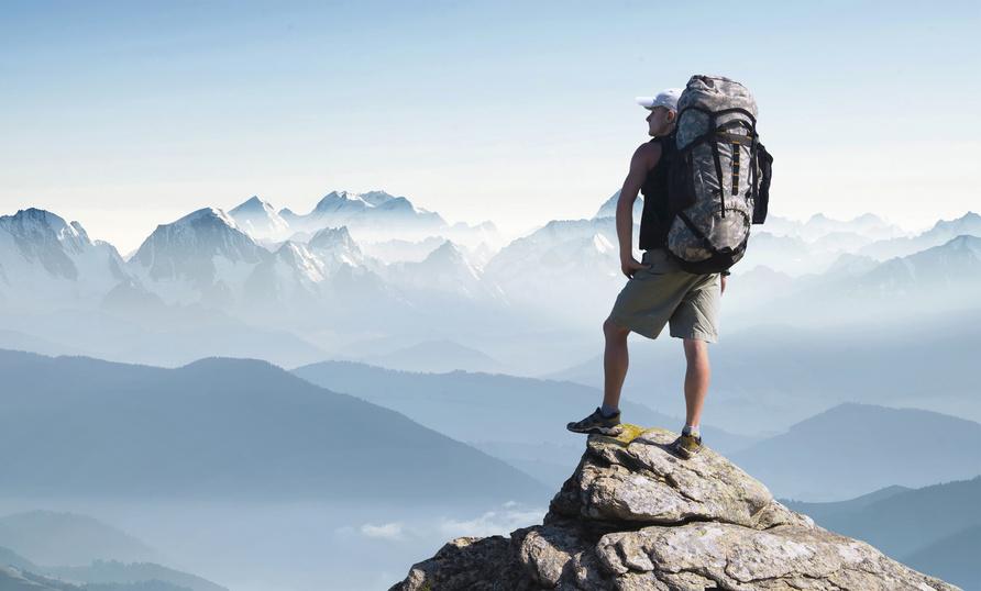 Mountain Peak-LuciFit