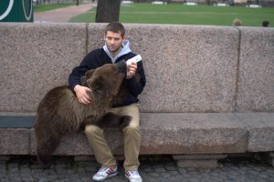 galuzin and baby bear