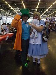 Alice et le chapelier