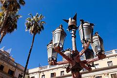 Gaudís Lampen