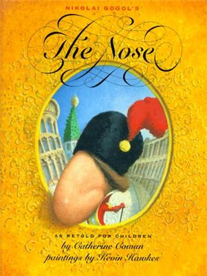 Image result for the nose by nikolai gogol theme