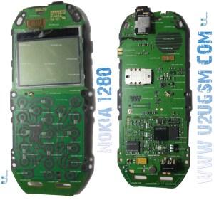 Nokia 1280 Full PCB Diagram Mother Board