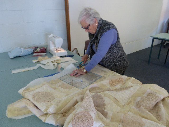 Making Patchwork