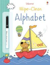 Picture of Wipe-Clean Alphabet