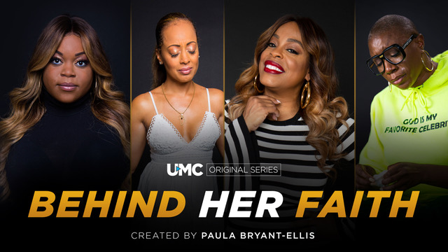 "WOMEN in FILM & TV! | New Docu-Series, ""Behind Her Faith"" by Paula Bryant-Ellis Explores Stories of Faith About Women of Color 