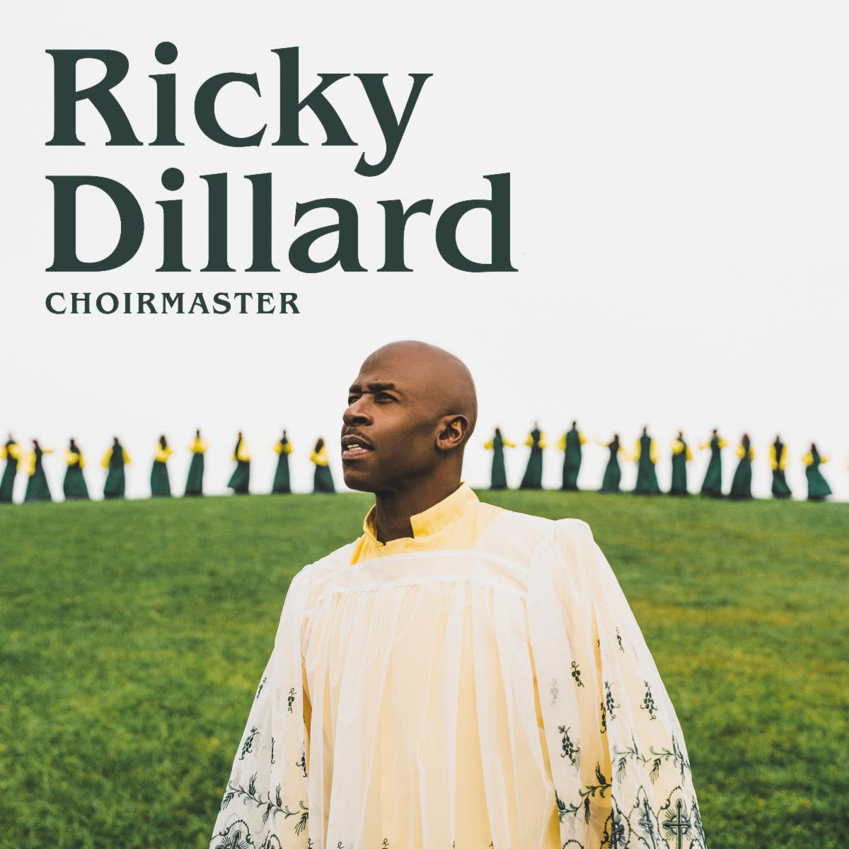 "Iconic Choir Director Ricky Dillard's Album ""Choirmaster"" on Pre-Order Today"