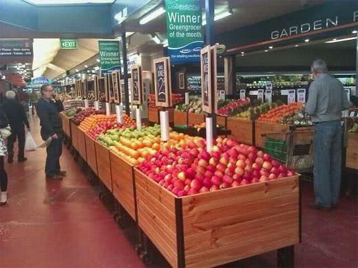 Рынок в Канберре